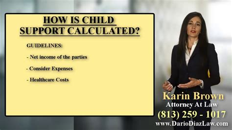We did not find results for: HOW IS CHILD SUPPORT CALCULATED IN FLORIDA - YouTube