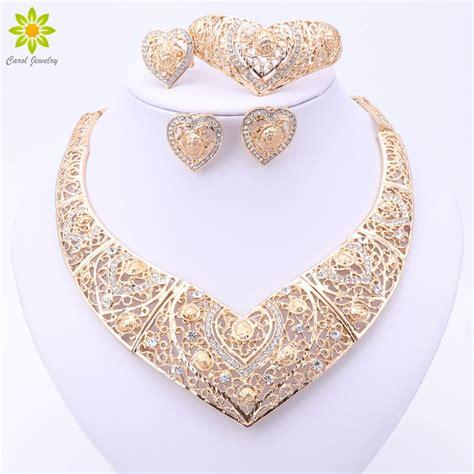 fashion wedding bridal costume jewelry sets dubai