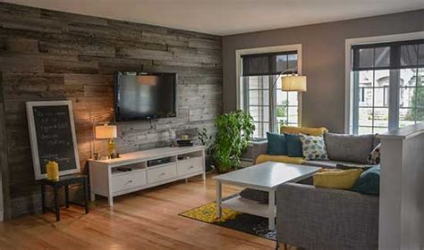 peinturer comptoir de cuisine réalisations de mur en bois de grange