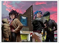 Gorillaz announce UK tour dates – RIOT
