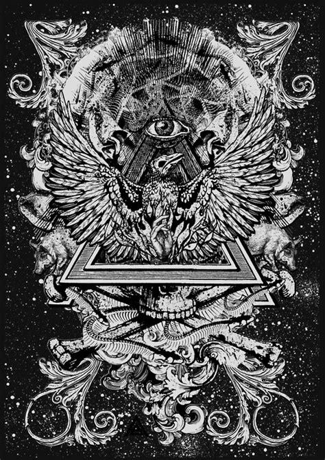 Illuminati Eye Tattoo Images & Designs