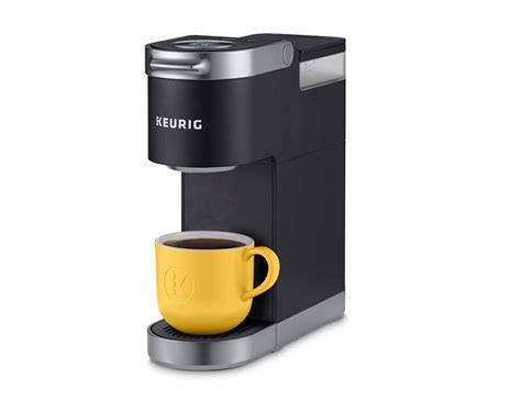 Keurig ® coffee makers come in a range of sizes, from 7.5 to 10.4 inches (width). Keurig K-Mini Plus portable coffee maker lets you enjoy ...