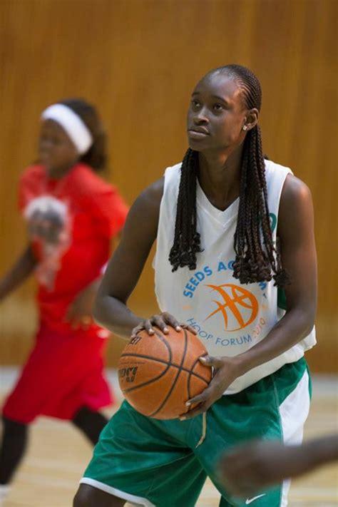 sports diplomacy  senegal empowering women  girls