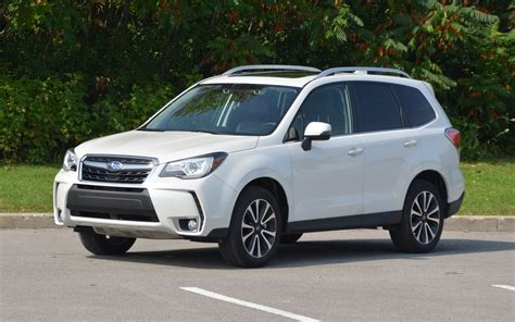 Forester Styles by Subaru Forester 2018 L Efficacit 233 Avant Le Style Guide