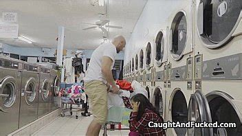 Got Busted And Fucked At Laundromat XNXX COM