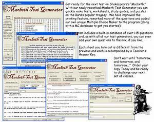 Macbeth Test Generator