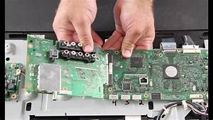 Sony Main Board  U0026 Tus How To Disconnect Help