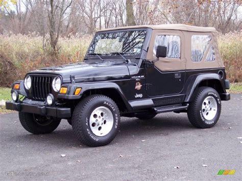 jeep sahara black 1998 black jeep wrangler sahara 4x4 40218893 gtcarlot
