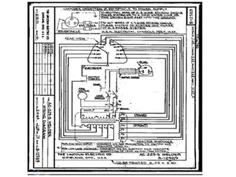 Stick Welder Wiring Diagram by Solved My Ac 225 S Welder Is Missing The Wiring Diagram