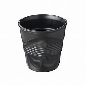 Pot A Ustensile : acheter pot ustensiles design original moderne d co cuisine porcelaine noir froiss s ~ Teatrodelosmanantiales.com Idées de Décoration