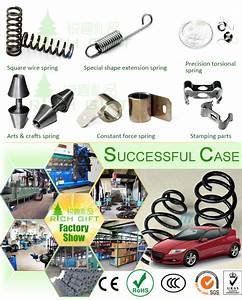 China Custom C  D  Aa  Aaa Battery Coil Spring  Electronic Battery Contact Springs