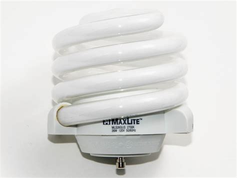 maxlite shorter 100 watt incandescent equivalent 26 watt