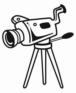 Video Camera Clipart Png | Clipart Panda - Free Clipart Images
