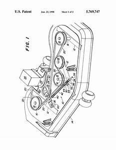 Exmark 72 Inch Deck Belt Diagram