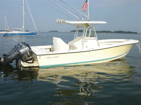 Regulator Boats Norwalk Ct by Regulator 2003 21 Fs