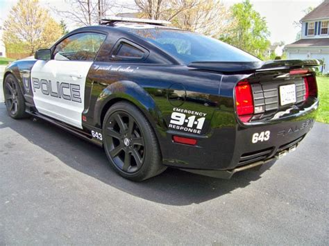 Saleen Extreme S281 Ford Mustang From Transformers Up For