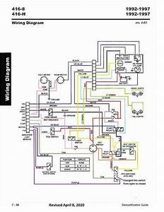 Tractor 1996 416-h Wiring Detailed Revised Pdf
