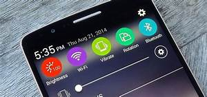 Theme the Quick Settings Icons on Your LG G3 « LG G3
