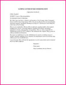 10 Recommendation Letter For Receptionist