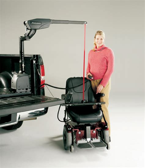 bruno curbsider vehicle lift wheelchair lift bruno