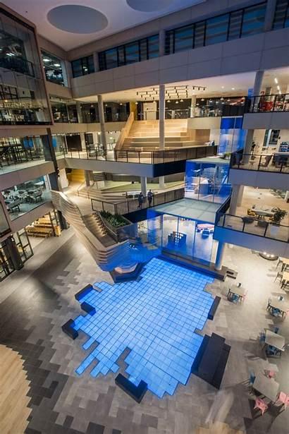 Microsoft Dublin Campus Offices Opens Way Ireland