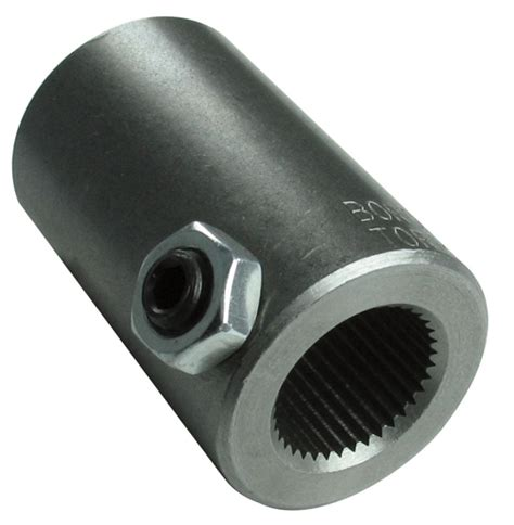 borgeson universal company couplers adapters     smooth bore