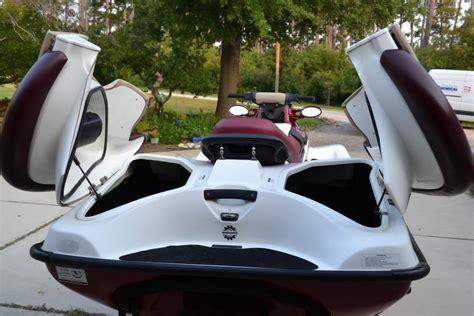 Seadoo Boat Attachment For Sale by Rigging Another Jet Ski For Fishing