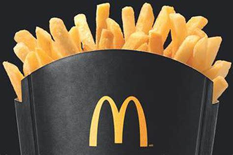 McDonald's vai dar fritas e nuggets em dobro na Black Friday   VEJA