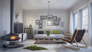 Scandinavian interior design ideas prefab homes for Interior design ideas for period homes