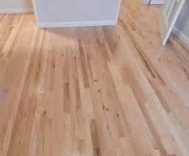 golden hardwood floors