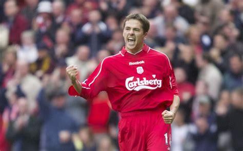 Michael Owen Liverpool Manchester United / Owen Reveals ...