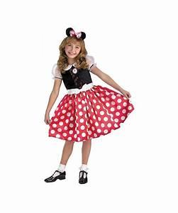 Minnie Mouse Disney Kids Costume - Girls Disney Costumes