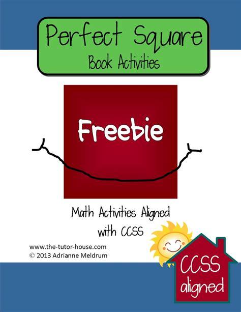 Perfect Square Book
