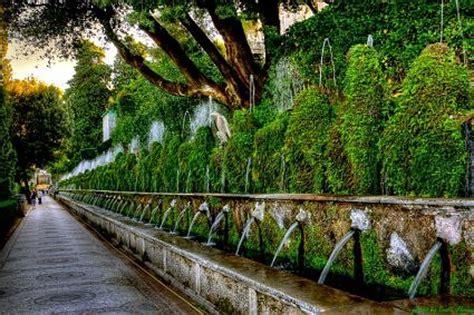 tivoli gardens italy a visit to tivoli gardens rome italy travel
