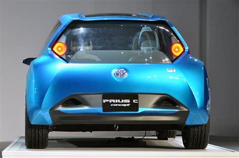 2018 Toyota Prius C Concept Photos Features