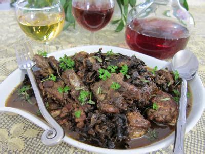 faisan cuisine salmis de faisan et de perdrix supertoinette la cuisine
