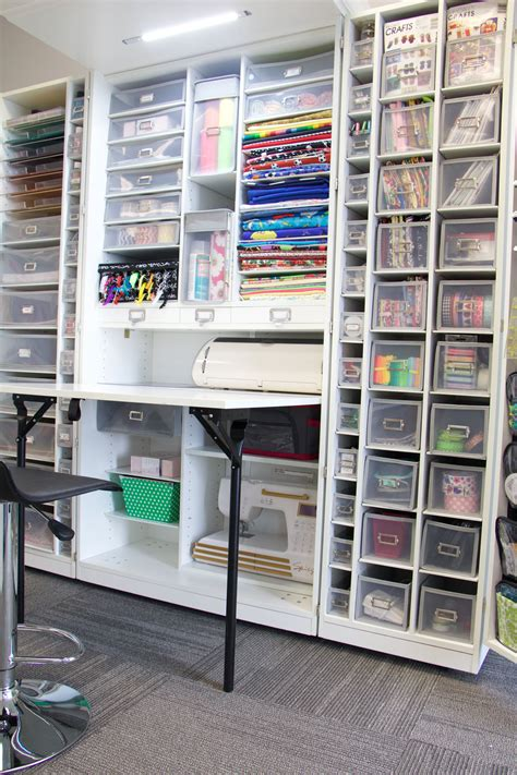 Craft Cupboard by The Workbox The Workbox Schrank N 228 Hzimmer Raum