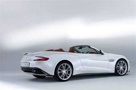 sports cars  aston martin vanquish volante convertible