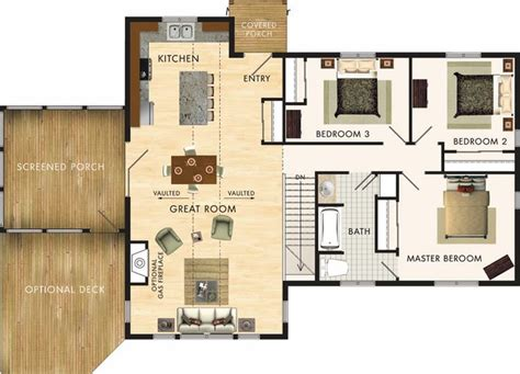 how to house plans beaver homes and cottages cabin house