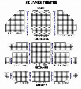 Eugene O Neill Seating Chart Broadway London And Off Broadway Seating Charts And Plans