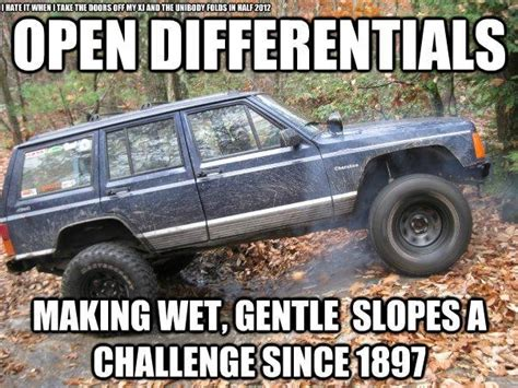 jeep couple meme post your funny jeep pictures jeep cherokee forum