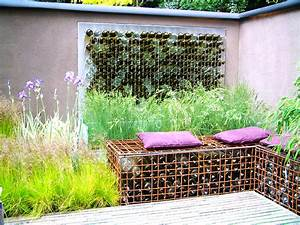 awesome amenager son jardin avec de la recup gallery With decoration mur exterieur jardin 7 la deco jardin recup en 41 photos inspirantes