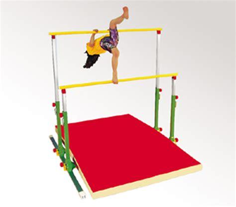 disposition bureau mini barres asymétriques barres de gymnastique techni