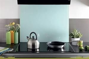 Credence Plaque De Cuisson : cr dence de cuisine en verre ~ Dailycaller-alerts.com Idées de Décoration