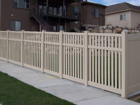 vinyl fence styles vinyl fence styles crown vinyl fence inc utah vinyl fences vinyl fence experts