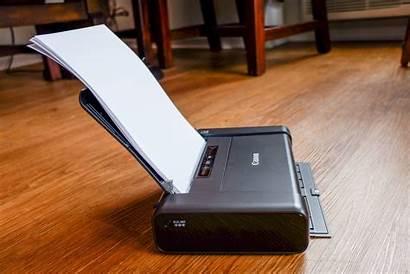 Printer Mobile Printers Portable Canon Airprint Scanner