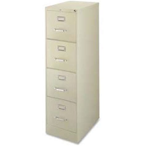 Lorell File Cabinet Slides by File Cabinets Vertical Lorell 174 4 Drawer Commercial