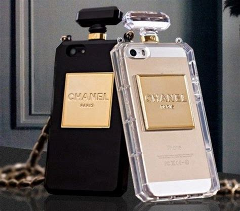 chanel iphone 5s chanel perfume bottle iphone 5 5s black or clear usa
