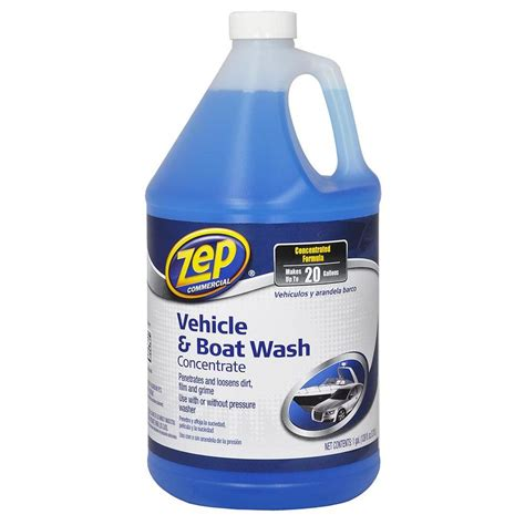 Zep Floor Boat by Shop Zep Commercial 1 Gallon Pressure Washer Cleaner At