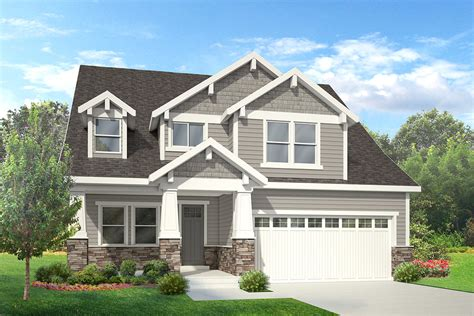 two houses cbell house plan 2 craftsman style house plan